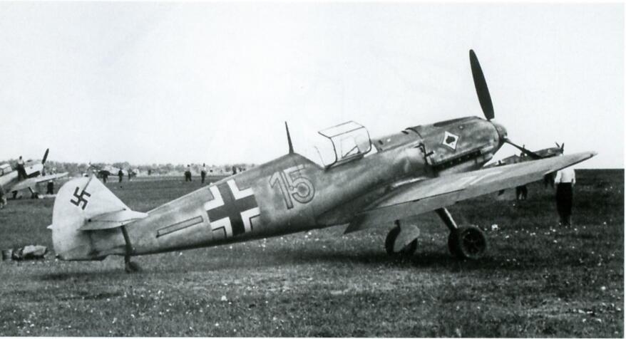 メッサーシュミット Bf109の画像 p1_23