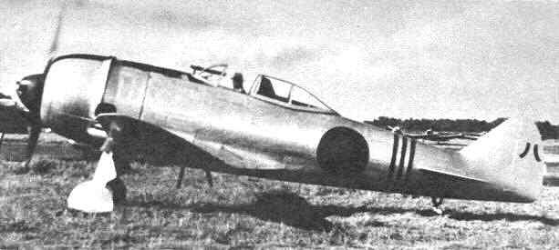 二式単座戦闘機 「鍾馗」
