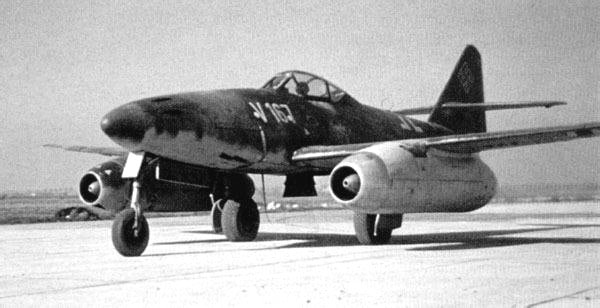 メッサーシュミット Me262の画像 p1_6